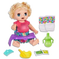 Baby Alive: Happy Hungry Baby Doll - (Blonde)