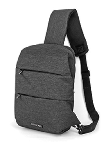 Fitkicks: Latitude Sling Bag - Black