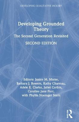 Developing Grounded Theory by Janice M. Morse