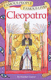 Cleopatra by Harriet Castor image