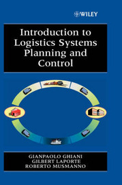 Introduction to Logistics Systems Planning and Control by Gianpaolo Ghiani image