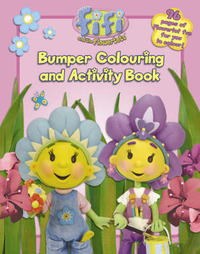 """Fifi and the Flowertots"": Bumper Colouring and Activity Book image"