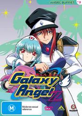 Galaxy Angel Z - Vol 3 - Angel Buffet on DVD