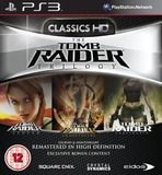 Tomb Raider Trilogy HD for PS3