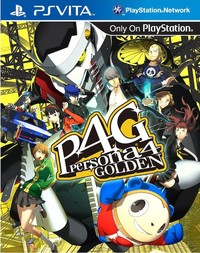 Persona 4 Golden for PlayStation Vita