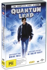 Quantum Leap - Season 1 on DVD