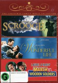 Christmas Family Movie Collection Box Set - Volume 1 on DVD