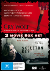 Cry Wolf/Skeleton Key - Limited Edition (2 Disc Box Set) on DVD
