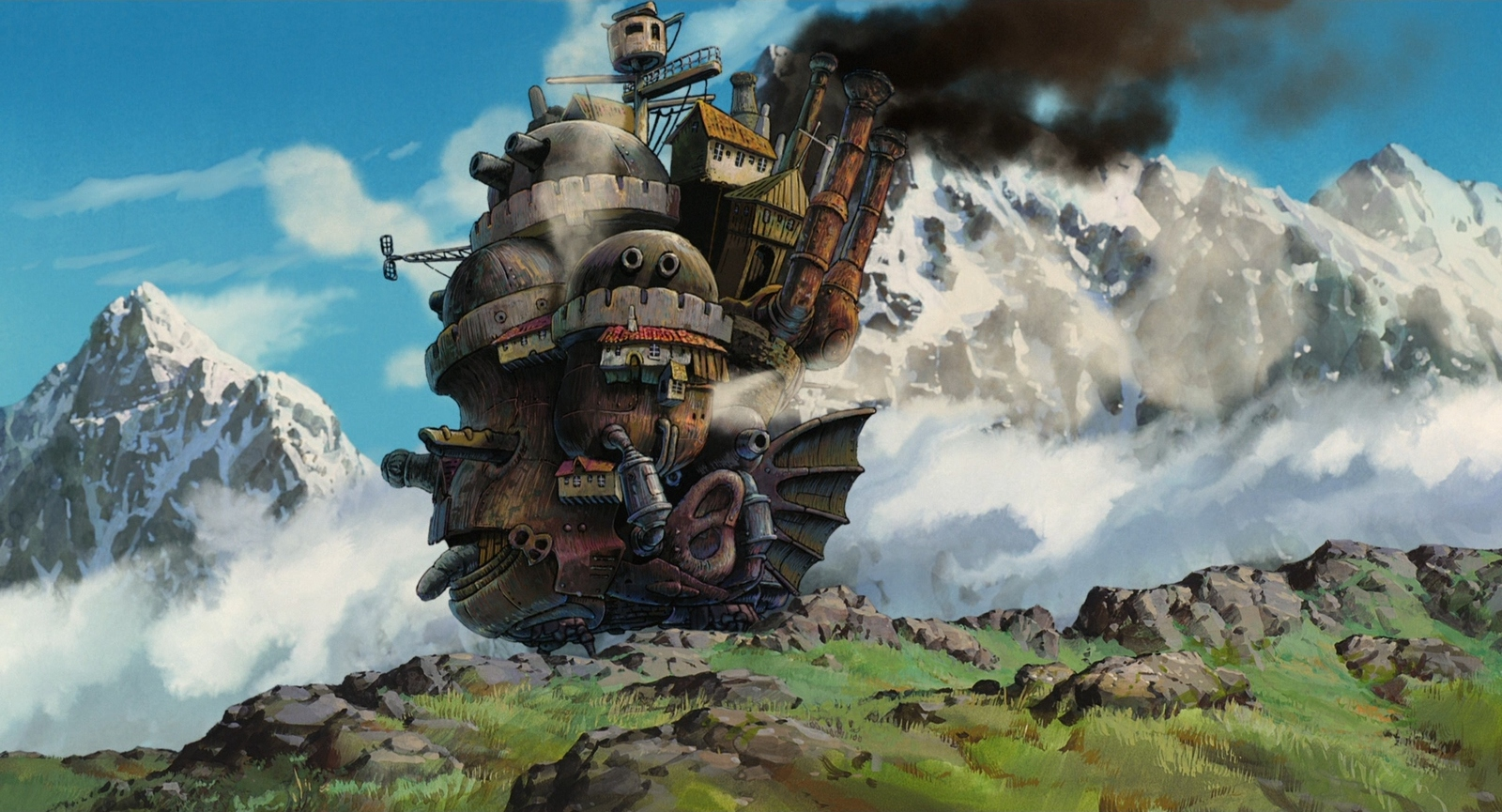Howl's Moving Castle (Standard Edition) image
