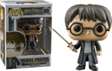 Harry Potter - Harry w/ Sword of Gryffindor Pop! Vinyl Figure
