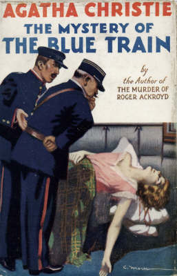 The Mystery of the Blue Train (facsimile edition) by Agatha Christie image
