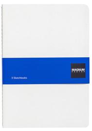 Magnum Photos: 3 Sketchbooks by Magnum Photos image