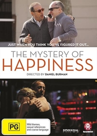 The Mystery Of Happiness on DVD