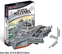 3D Military - Aircraft Carrier Charles de Gaulle