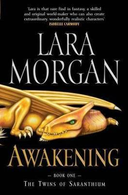 Awakening by Lara Morgan image