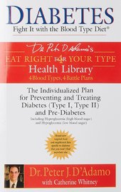 Diabetes by Dr Peter J D'Adamo