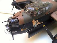 Tamiya 1/48 Grand Slam Bomber Lancaster - Model Kit image