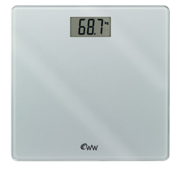 Weight Watchers Body Weight Electronic Scale image
