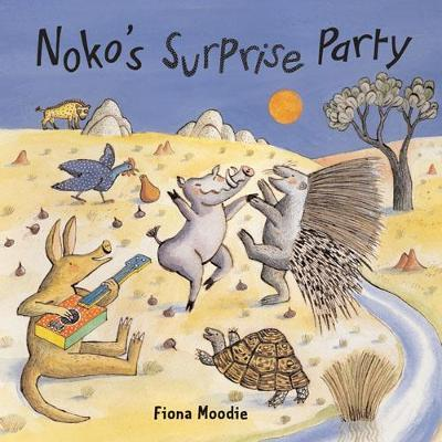 Noko's Surprise Party by Fiona Moodie image