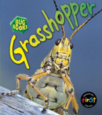 Grasshopper by Karen Hartley