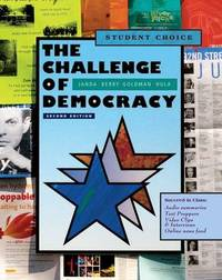 The Challenge of Democracy by Kenneth Janda image