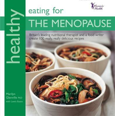 Healthy Eating for the Menopause by Marilyn Glenville image
