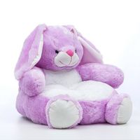 Children's Stuffed Animal Armchair - Rabbit
