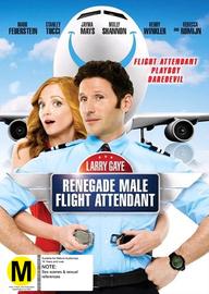 Larry Gaye Renegade Flight Attendant on DVD