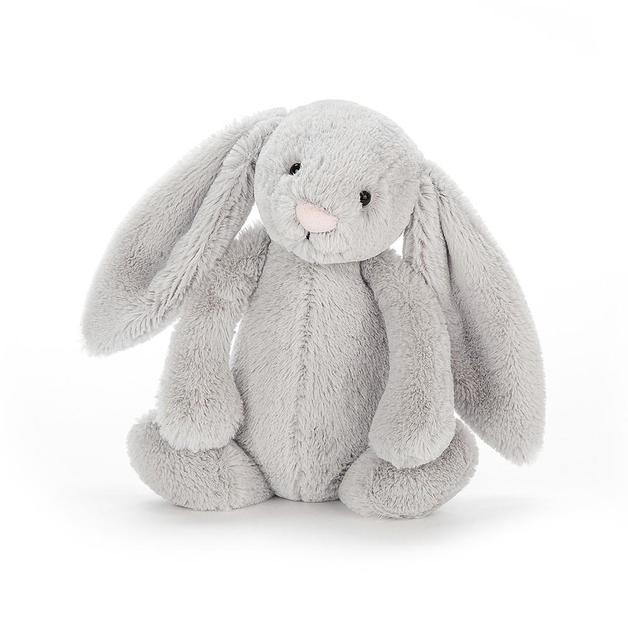 Jellycat: Bashful Chime Bunny - Silver
