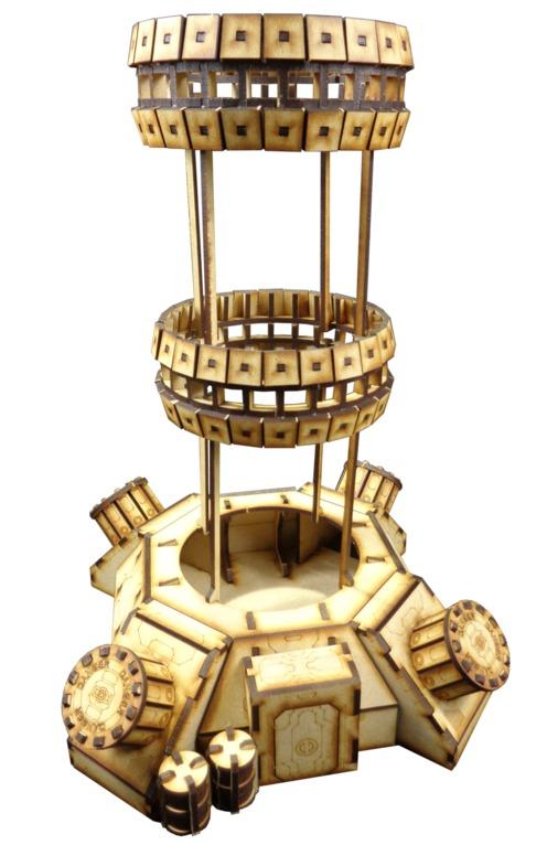 TTCombat: Tabletop Scenics - Gravity Lift