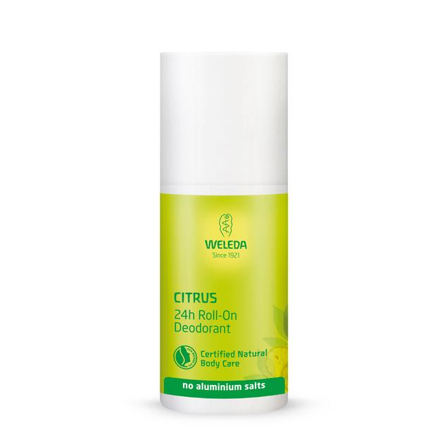 Weleda: 24 Hour Roll-On Deodorant - Citrus (50ml)
