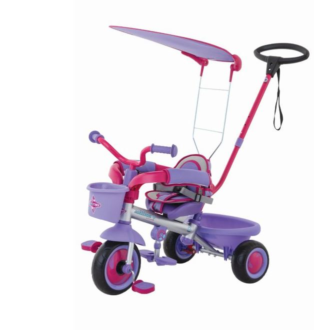 Eurotrike: Ultima Canopy Plus - Pink