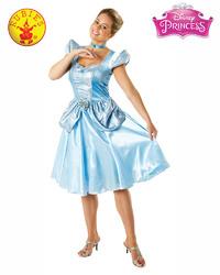 Disney: Cinderella Adult Costume (Large)