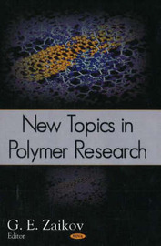 New Topics in Polymer Research image