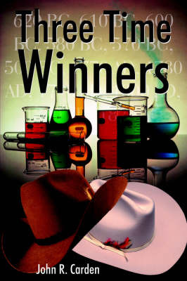 Three Time Winners by John R. Carden image