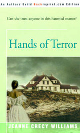 Hands of Terror by Jeanne Williams image