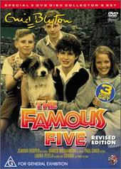 Famous Five - Revised Edition (3 Disc Box Set) on DVD
