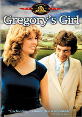 Gregory's Girl on DVD