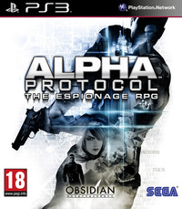 Alpha Protocol for PS3