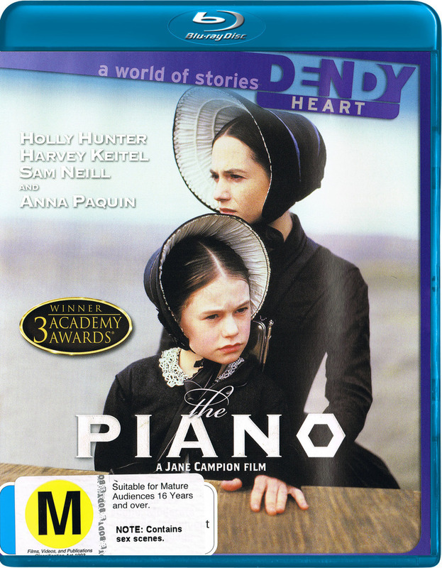 The Piano on Blu-ray