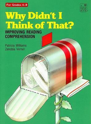 Why Didn't I Think of That? by Patricia Williams