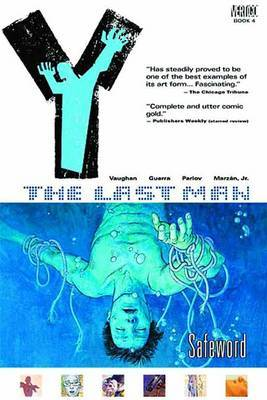 Y The Last Man TP Vol 04 Safeword by Brian K Vaughan