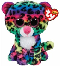 Ty Beanie Boo: Dotty Leopard - Medium Plush