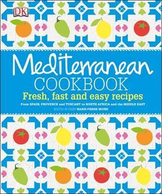 Mediterranean Cookbook by Marie-Pierre Moine image
