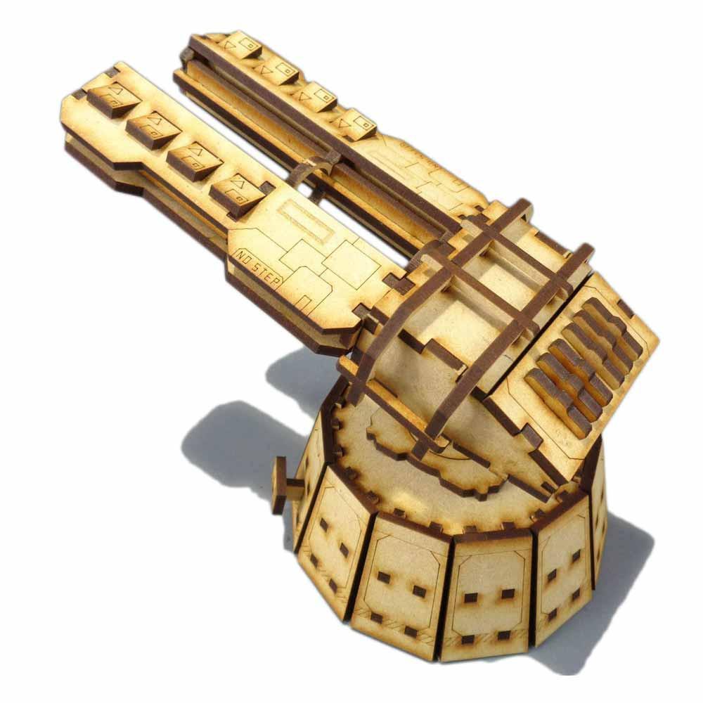 TTCombat: Tabletop Scenics - Railgun Defence Platform image