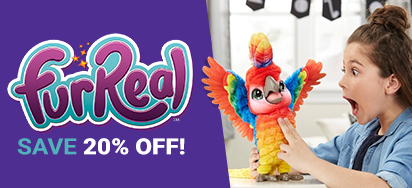 20% off Furreal!