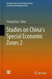 Studies on China's Special Economic Zones 2