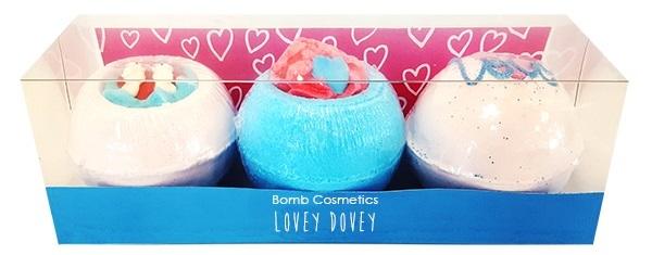 Bomb Cosmetics - Lovey Dovey Gift Set (3pc)