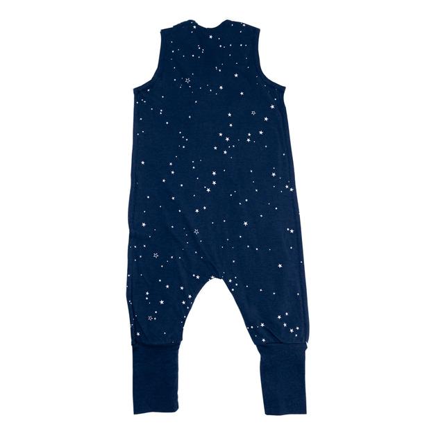 Woolbabe: 3-Seasons Sleeping Suit Tekapo Stars - 2 Years