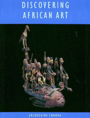 Discovering African Art by Jacqueline Chanda image